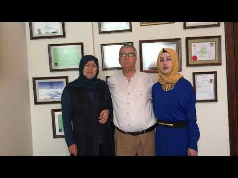 İsa Tatlısoy - Hidrosefali Hastası - Prof. Dr. Orhan Şen