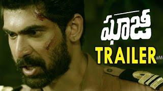 Ghazi Telugu Movie Trailer   Rana, Tapsee Pannu