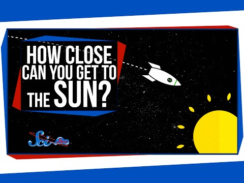 How Close Can You Get To The Sun