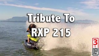 4. Tribute to Sea-Doo RXP 215 Musclecraft