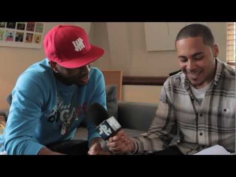 Trey Songz Interview [2012]