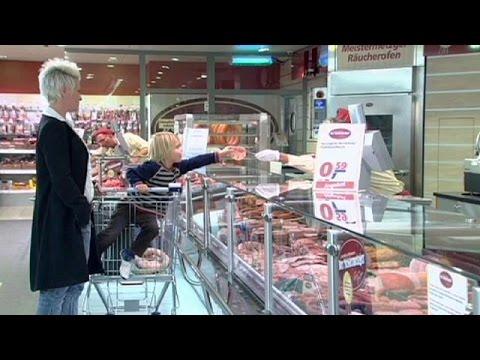 Ευρωζώνη: πιο ακριβά τα τρόφιμα, συγκράτησαν τον πληθωρισμό – economy