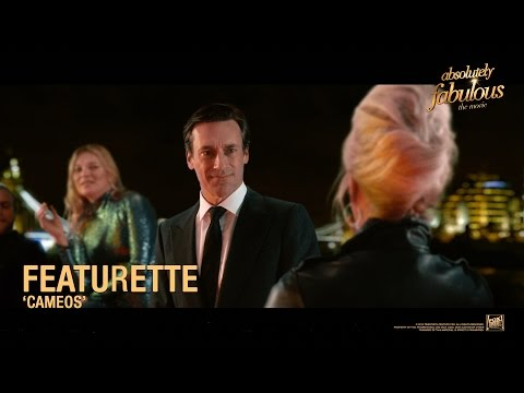 Absolutely Fabulous: The Movie ['Cameos' Featurette in HD (1080p)]