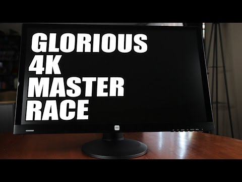 An Affordable 4K Monitor?