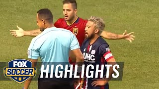 Relive all of Saturday's MLS action between Real Salt Lake and New England. SUBSCRIBE to get the latest FOX Soccer content: ...