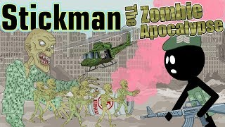 Video Stickman mentalist.  Zombie Apocalypse and Post Apocalypse. Best Video. MP3, 3GP, MP4, WEBM, AVI, FLV September 2019