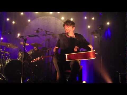 Ben Howard - Under The Same Sun (Live @ Le Trianon, Paris - 24/05/2012) - YouTube