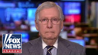 McConnell: 'No chance' Trump will be removed from office