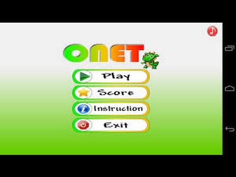 [game] Onet Deluxe | Android App
