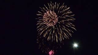 Timmins (ON) Canada  city images : Timmins, Ontario Canada Day Fireworks 2016