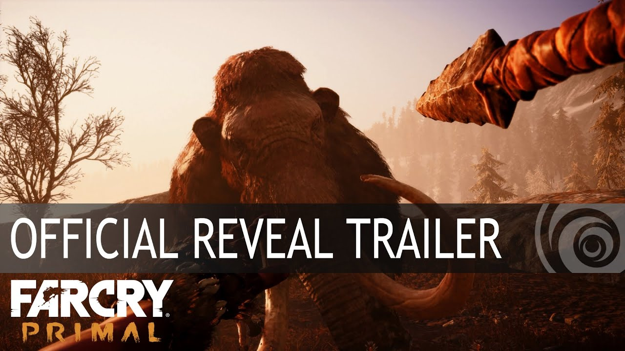 Far Cry Primal Reveal Trailer