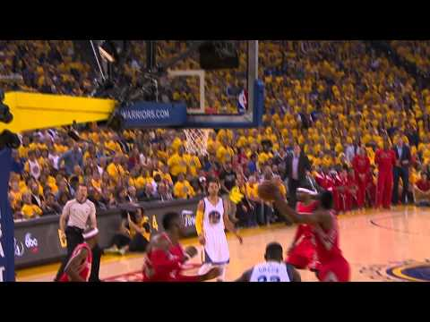 Dwight Howard Making Shots Impossible for Warriors