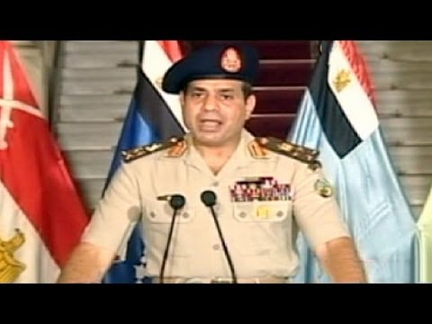 Abdul Fattah al-Sisi - a man of destiny