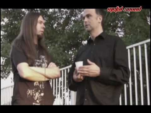 Metal Sound: Blind Guardian Interview (Hansi Kursch) Part I (видео)