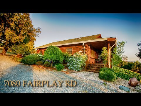 7080 FAIR PLAY RD, SOMERSET, CA 95684 WINERY FOR SALE