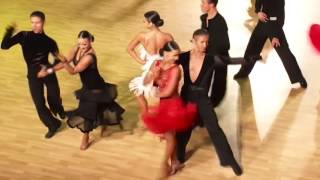 "XIV International Dancesport Festival ""Latvia Open"" made by Mario!"
