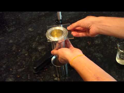 Measuring viscosity of paint using ford cup b4 eramanath for Paint viscosity tester