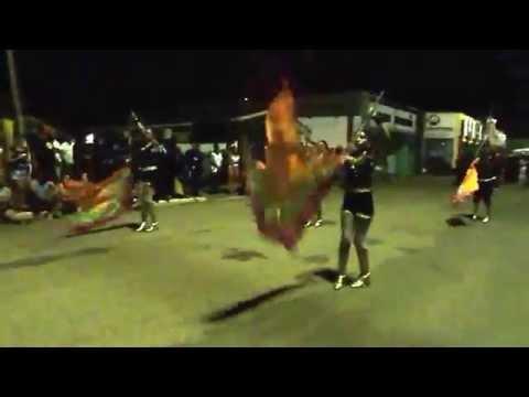 Banda de Percussão Liceu Cuiabano 2014 em Nobres-MT (Tempo de Alegria)