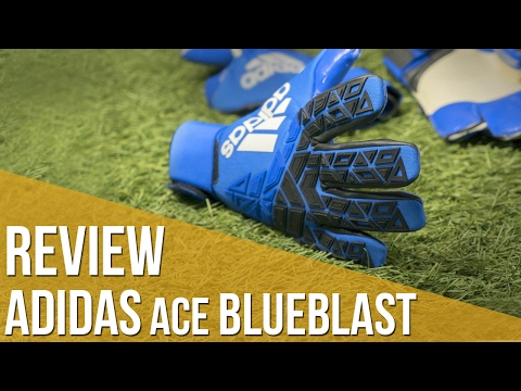 Review Guantes Adidas ACE Blue Blast