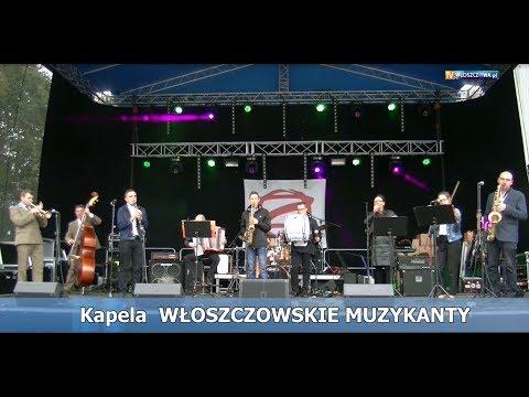 """Kapela Włoszczowskie Muzykanty na imprezie """"Włoszczowa Rybą i Lasem Stoi..."""""""