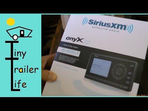 Sirius XM Radio for the car - unboxing