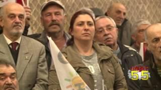 DENİZ BAYKAL SAMSUN'DA HALKA SESLENDİ