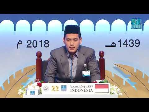 International Holy Qur'an Dubai 2018 - Muhammad Sulthon Annasiro - Indonesia Juara