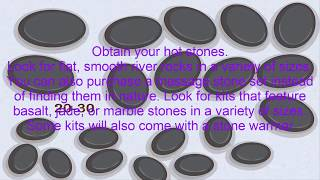 Download Video Reflexology Massage - Hot Stone Masage Therapy | Asmr massage for relaxing and lower back pain MP3 3GP MP4
