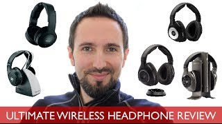 Video Top 5 Wireless Headphones Review - The BEST Wireless Headphones MP3, 3GP, MP4, WEBM, AVI, FLV Juli 2018