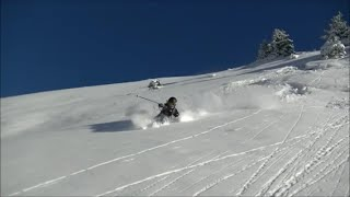 Villard Reculas France  city pictures gallery : Freeski With Mateo Jeannesson at Alpe d'Huez Episode 1