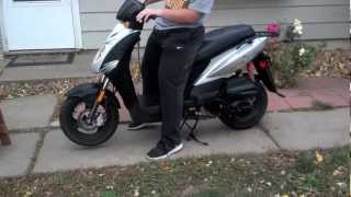 7. 2007 Kymco Agility 125 for craigslist