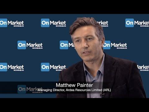 OnMarket Take5 interview w/ Ardea Resources Limited MD, Matt Painter
