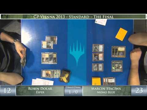 Prix - Watch Robin Dolar battle Marcin Staciwa in the finals of Grand Prix Vienna 2013. Format: Standard Complete coverage: http://www.wizards.com/magic/magazine/ar...