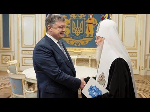 Poroschenko will die orthodoxen Kirchen in der Ukra ...