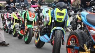 6. Custom 2017 Honda Grom / MSX 125 Motorcycle Pictures   Photo Gallery