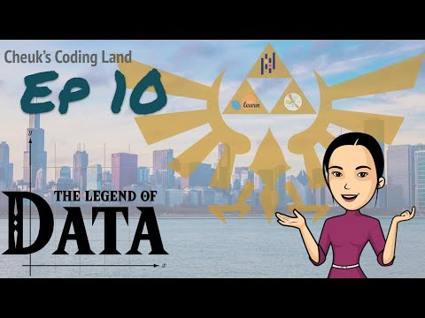 The Legend of Data - Ep.10 - Categorical Data
