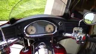 10. Polk Audio Speakers Install on Indian Chieftain/Roadmaster