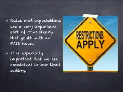 Maintain predictable environments.