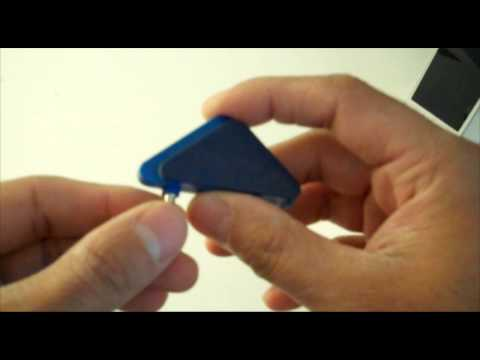 PayPal Here Mobile Card Reader First Look Demo and Unbagging