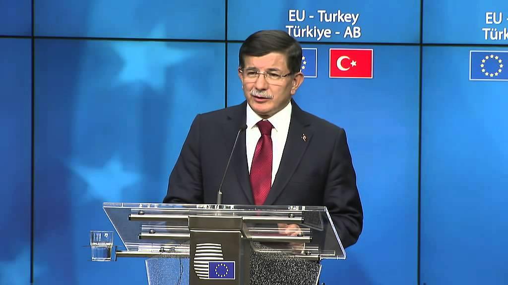 Συνέντευξη Τύπου μετά την ολοκλήρωση της Συνόδου Ε.Ε. – Τουρκίας (3ο μέρος)