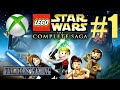 Lego Star Wars: The Complete Saga Part 1 xbox One