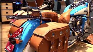 10. 2018 Indian Chief Vintage FullAcc Special Premium Rare Features Edition First Impression