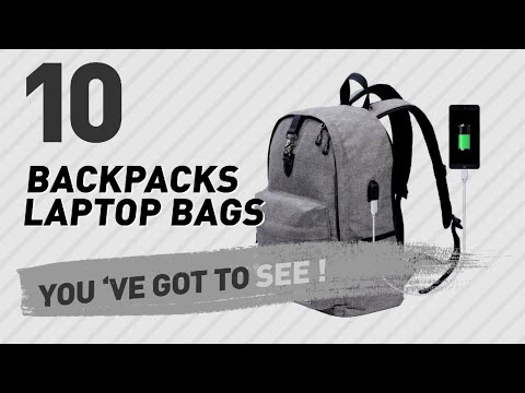 Backpacks Laptop Bags // Hot New Releases, Oct 2017