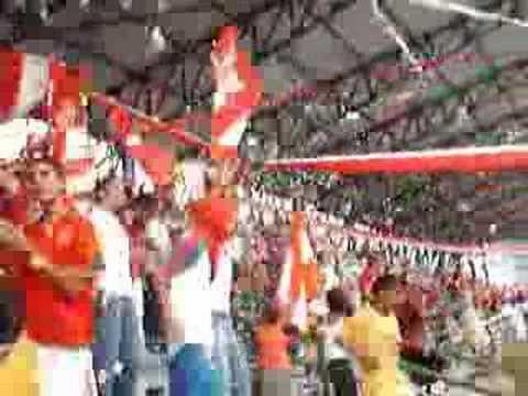UNION LARA VS LAS CABRAS LOCAS (27/04/2008) - La Mafia Roja - Unión Lara