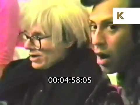 1980s, 1990s, New York, Club Kids, Parties, Ru Paul, Andy Warhol Home Movies (видео)