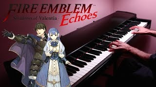 """Follow me on Twitter: https://twitter.com/HariSivanMusicThis is my piano cover of In a Silver Garden with You from Fire Emblem Echoes: Shadows of Valentia. This game is a remake of Fire Emblem Gaiden. Fire Emblem Echoes: Shadows of Valentia OST was composed by Takeru Kanazaki, Yasuhisa Baba, Takafumi Wada, and Sho Murakami. Please show your support by subscribing.Thanks for the song request, FTWGamer!My other Fire Emblem piano covers:""""Such bonds are the true strength of this army."""" (Synthesia)★ https://youtu.be/-LyiOaupuqQEchoes: Shadows of Valentia - In a Silver Garden with You (Synthesia)★ https://youtu.be/dMlLJQezS7UEchoes: Shadows of Valentia - Title Screen (Synthesia)★ https://youtu.be/c-ZXAPRW_c8Echoes: Shadows of Valentia - Title Screen★ https://youtu.be/4cpnLPtkdhY""""......"""" (Synthesia)★ https://youtu.be/rx71JVeA_wgGrief (Synthesia)★ https://youtu.be/Mn50Yzdn27oThe Water Maiden (Synthesia)★ https://youtu.be/ouqkujdsxnU""""Farewell... my friends..."""" (Synthesia)★ https://youtu.be/LLQyYUfjGiA""""Such bonds are the true strength of this army.""""★ https://youtu.be/RA6yanYKVdk""""Farewell... my friends...""""★ https://youtu.be/zMEehvJC_6cAqua's Song (if-Hitori Omou) (Synthesia)★ https://youtu.be/so1y8WG37VUThe Water Maiden★ https://youtu.be/ML-RnHbiNgY""""......""""★ https://youtu.be/rJaAQ3qLSAs""""Don't speak her name!"""" (Synthesia)★ https://youtu.be/EArU5NoEPpwAqua's Song (if-Hitori Omou)★ https://youtu.be/CW4HjF0jaksGrief★ https://youtu.be/EseG01jvtHs""""You deserved better from me than one sword."""" (Synthesia)★ https://youtu.be/ze6YJglQx2sId (Purpose)★ https://youtu.be/T_kwPSha3E4Conquest★ https://youtu.be/xZJIU_mcYNg""""You deserved better from me than one sword.""""★ https://youtu.be/GTdUx0yXgEU""""You may call me Marth.""""★ https://youtu.be/rW3VSe6KK0A""""And what if I can't? What if I'm not worthy of her ideals?""""★ https://youtu.be/bQfYuIGy0HA""""Don't speak her name!""""★ https://youtu.be/y5QsNgn8HVM Performed by Hari SivanRecorded: June 7th 2017"""