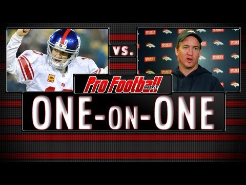 Peyton Manning vs. Eli Manning: Who is the better NFL QB?