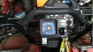 9. 1994 Suzuki 250cc 4x4