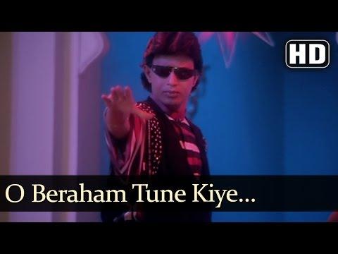 Kasam Paida Karne Wale Ki Title Song - Mithun Chakraborty - Bappi Lahiri - Best Hindi Fun Songs