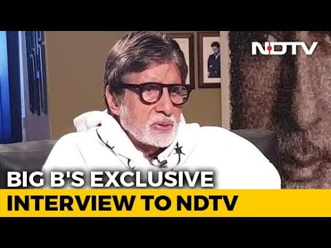 Spotlight: Amitabh Bachchan On 'Badla', Working With Young Actors, & More